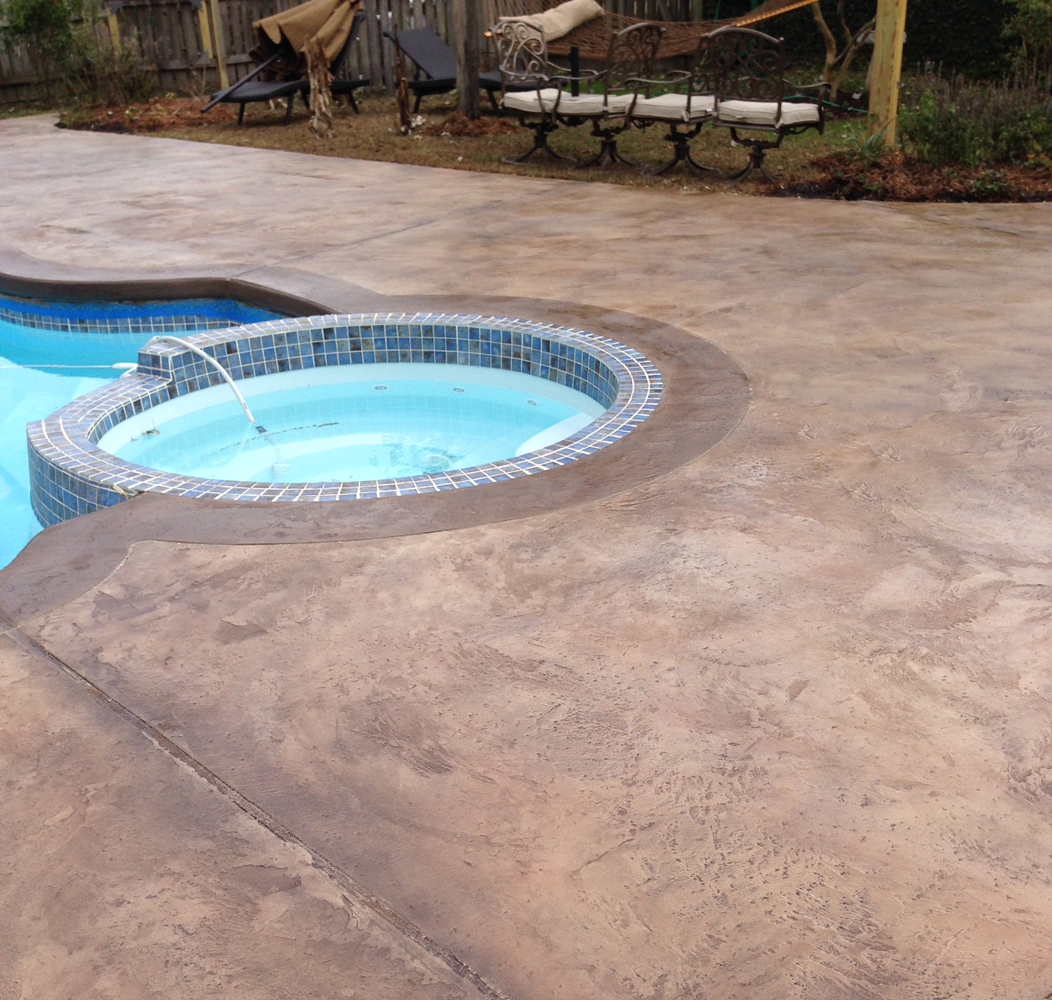 6 TiqueWash Pool Deck