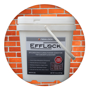 Efflorescence powder Admixture