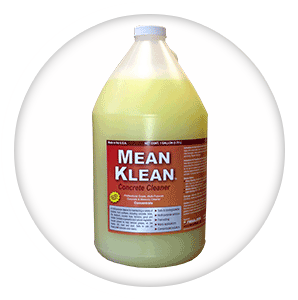Mean Klean Concrete Cleaner