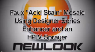 Faux combinations newlook international for Hplv paint sprayer