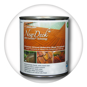 NewDeck with CoolStain